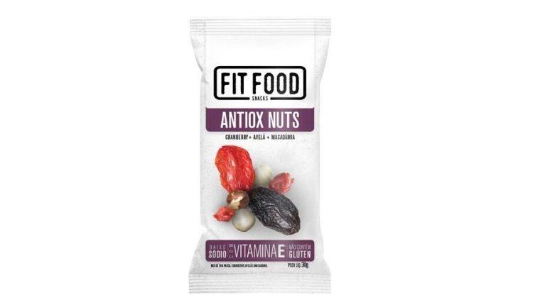 FIT FOOD ANTIOX NUTS
